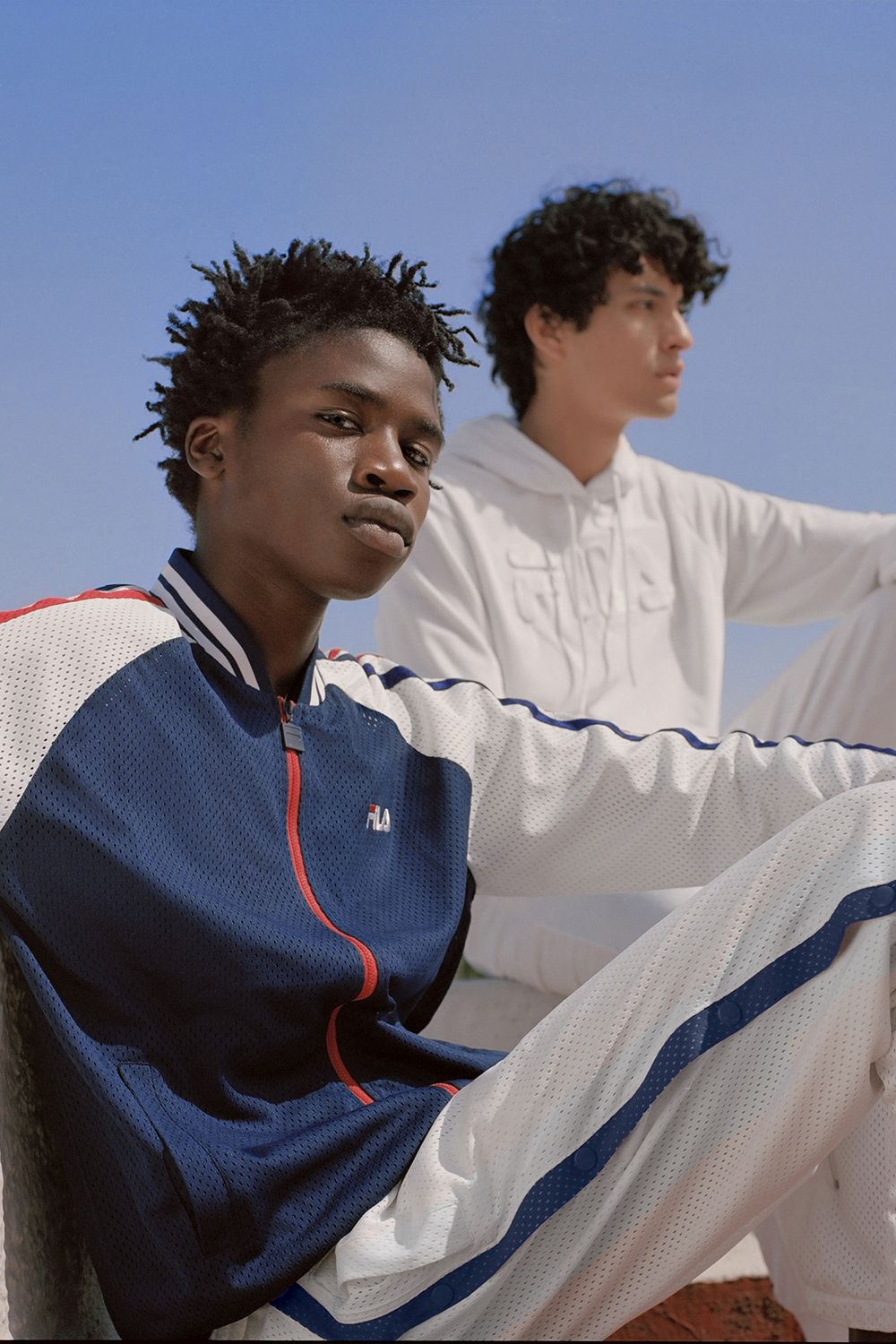 Spring 2018 Heritage Lookbook by Fila