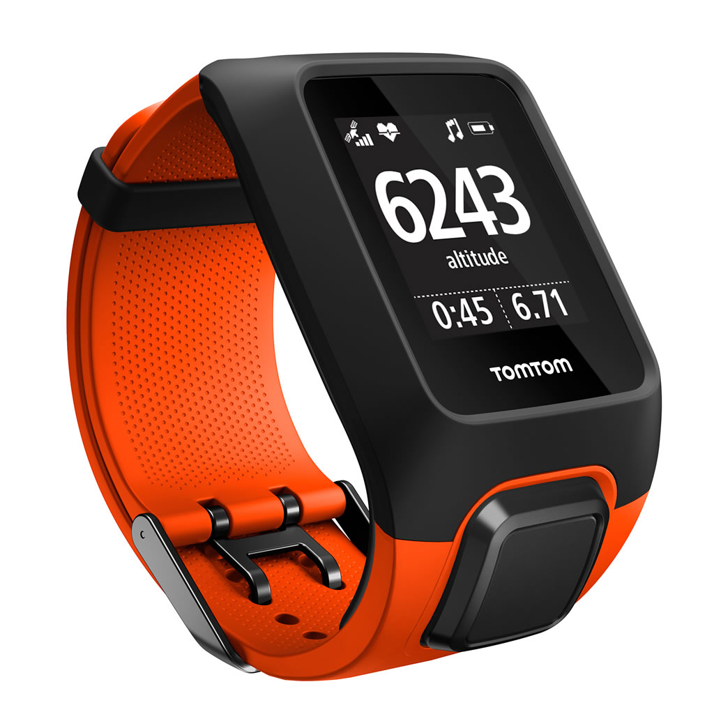 TomTom Adventurer for Hiking