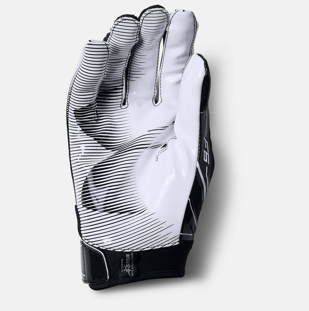 UA Adult F6 Football Glove