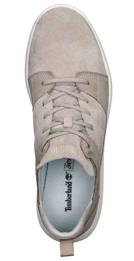 FlyRoam Leather Oxford Shoes by Timberland, Upper
