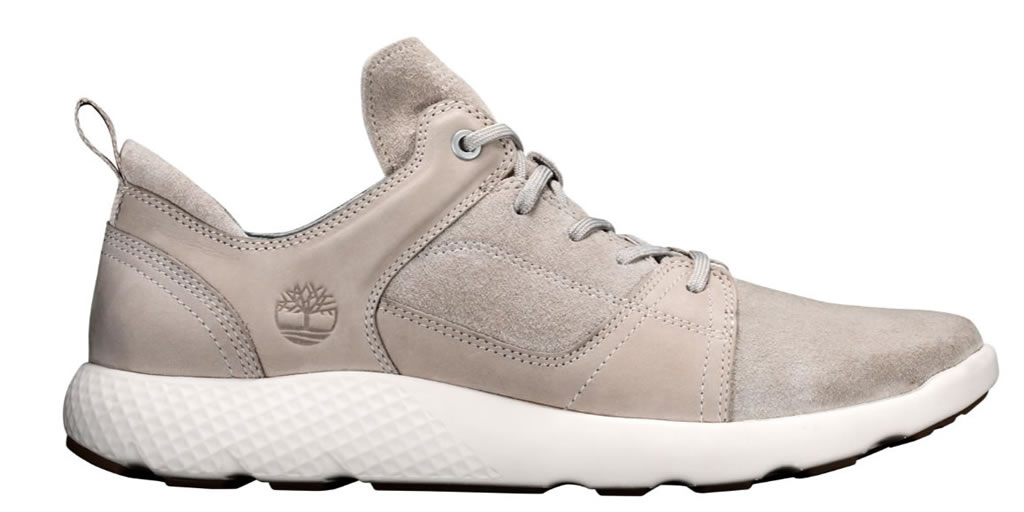 Mens FlyRoam Leather Oxford Shoes by Timberland
