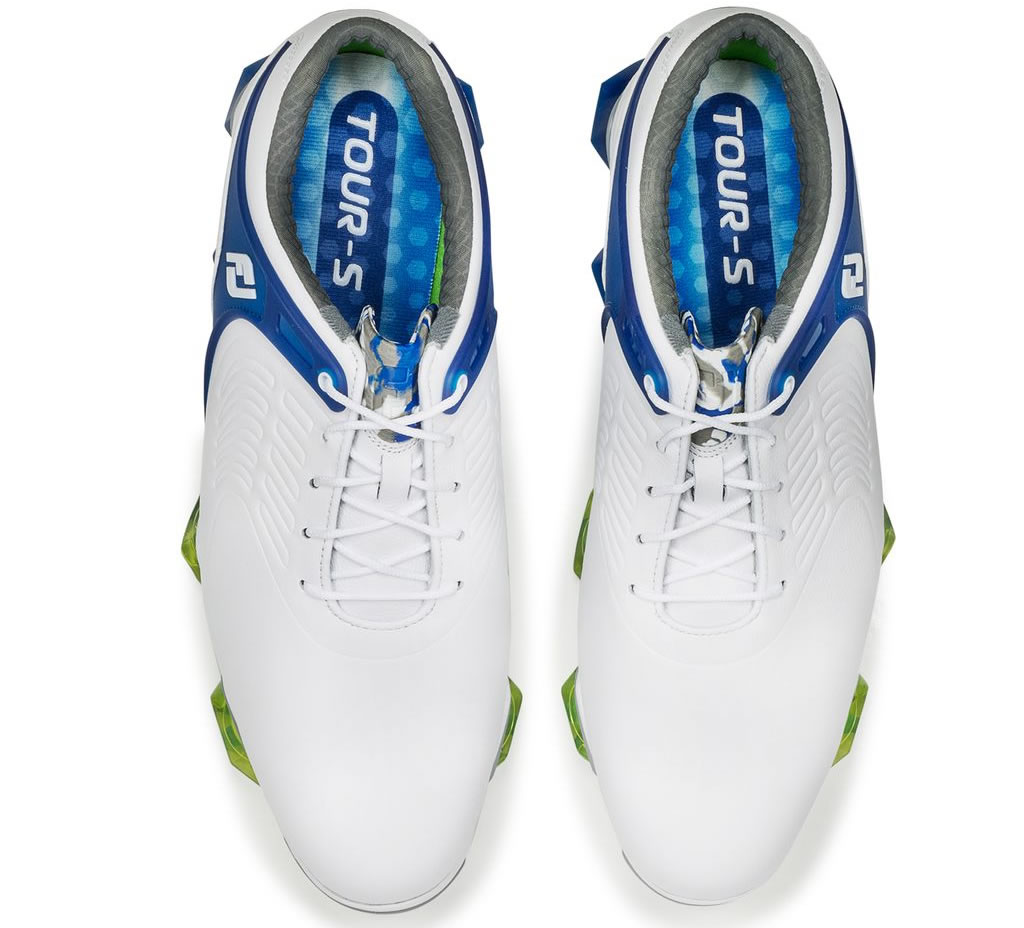 Mens Golf Shoes by Footjoy, Upper