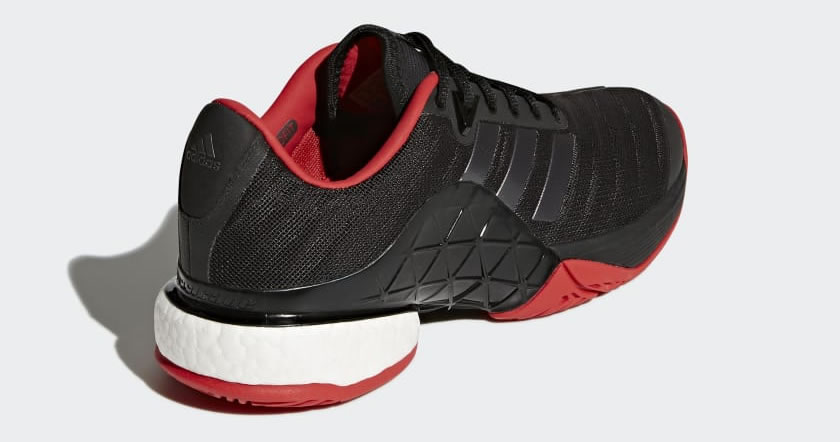 Barricade 2018 Boost Shoes for Men, Heel
