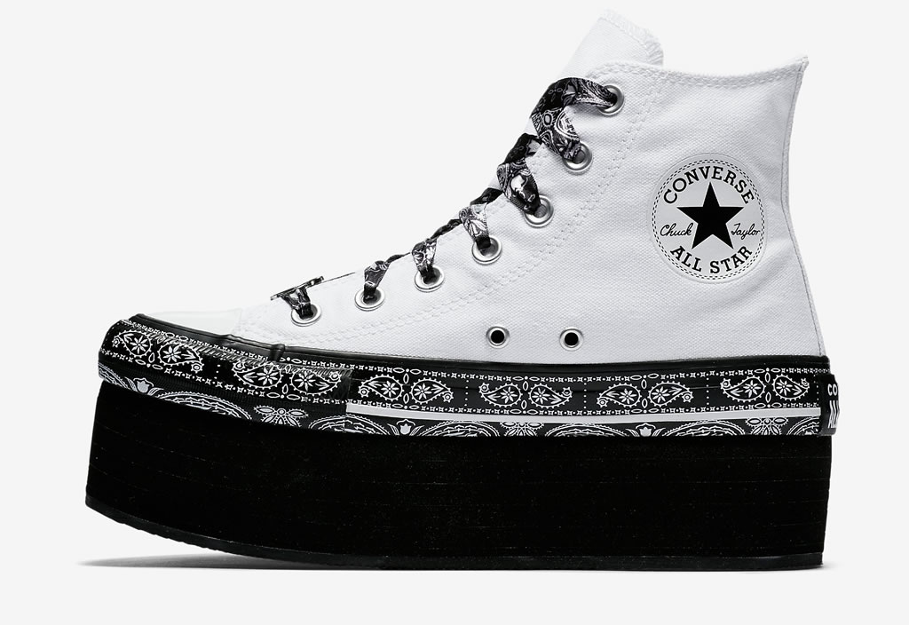Converse Miley Cyrus Chuck Taylor All Star Platform