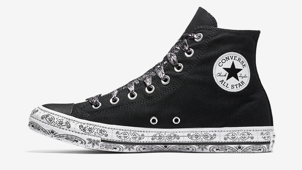 Converse x Miley Cyrus Shoes Collection