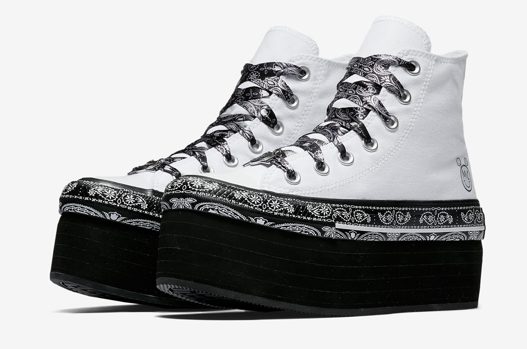 Miley Cyrus Chuck Taylor All Star Platform by Converse