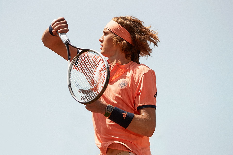Roland Garros 2018 Collection by Adidas