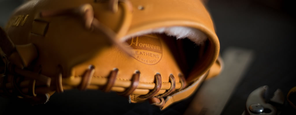 Baseball Glove from Leather