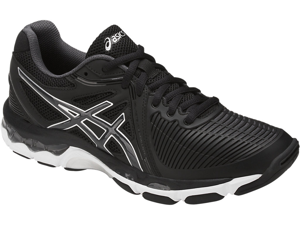 Black GEL-Netburner Ballistic by Asics