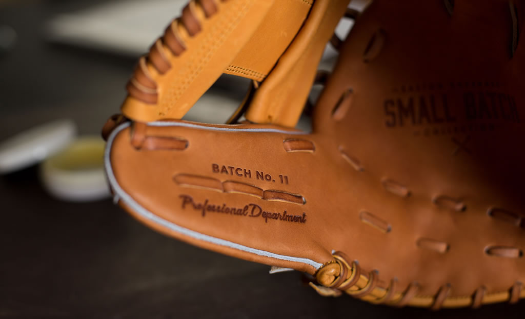 Easton Leather Baseball Gloves