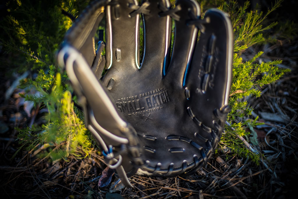 Easton Premium Leather Baseball Glove