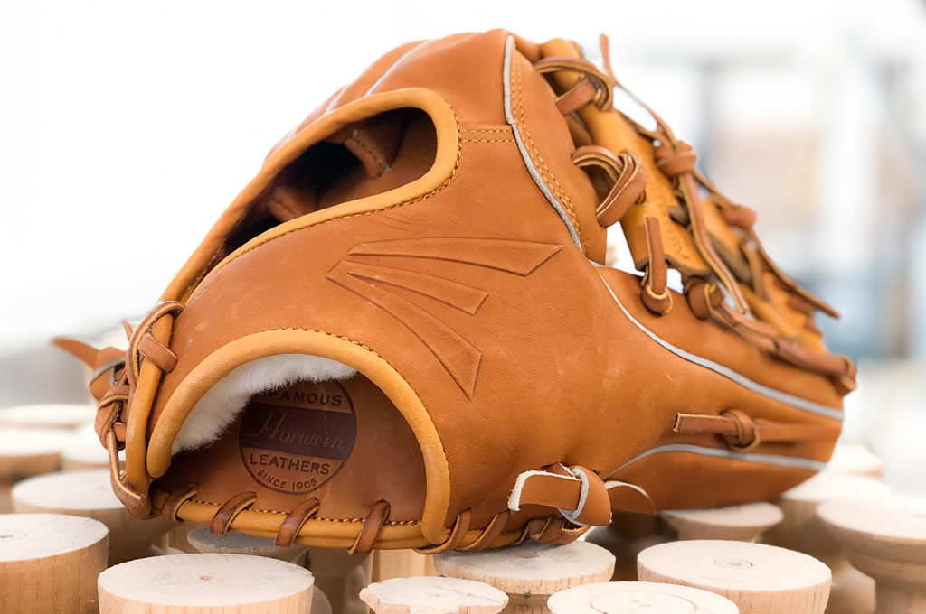 Easton Small Batch Leather Baseball Gloves
