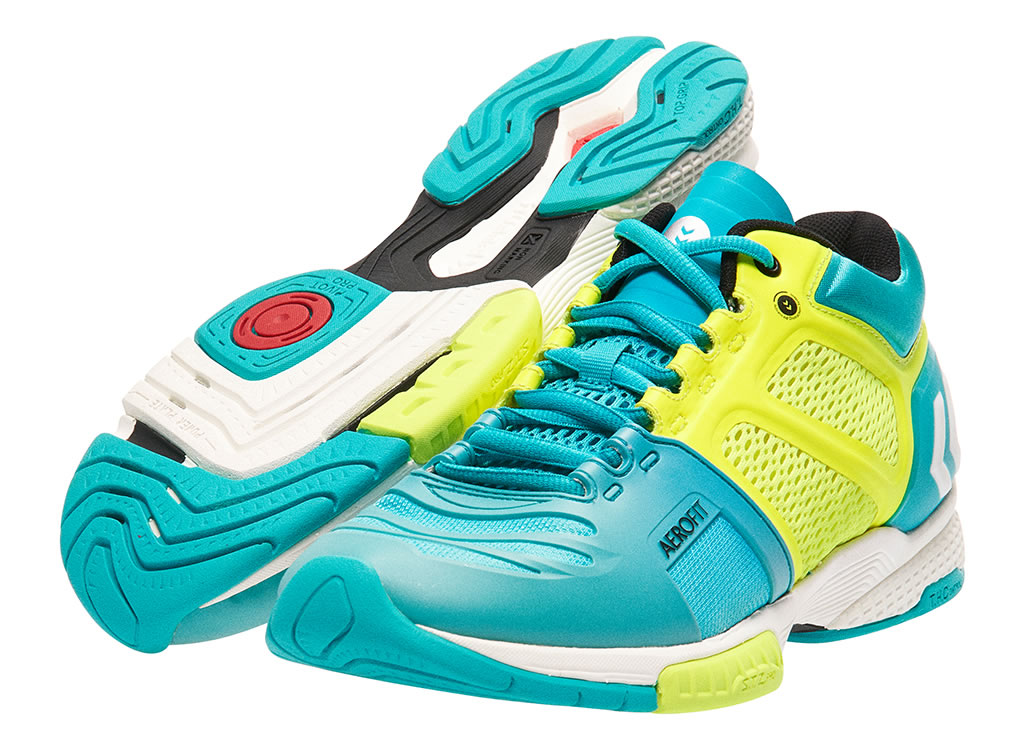 Indoor handball shoe by Hummel