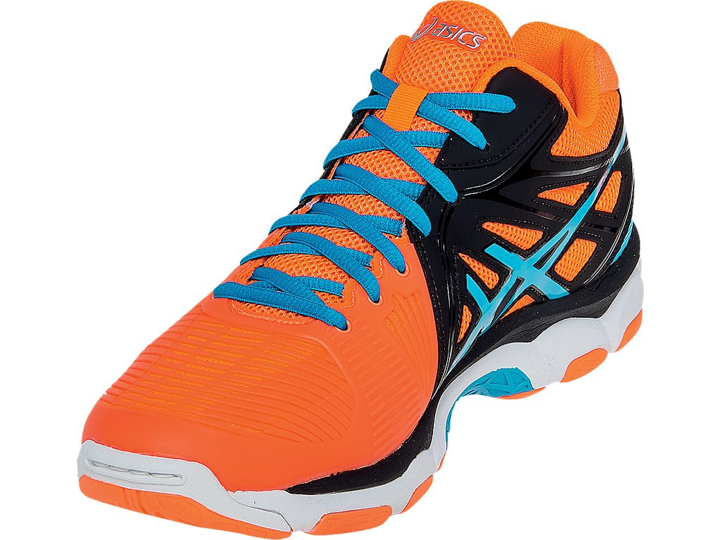 Mens GEL-Netburner Ballistic by Asics, Laces