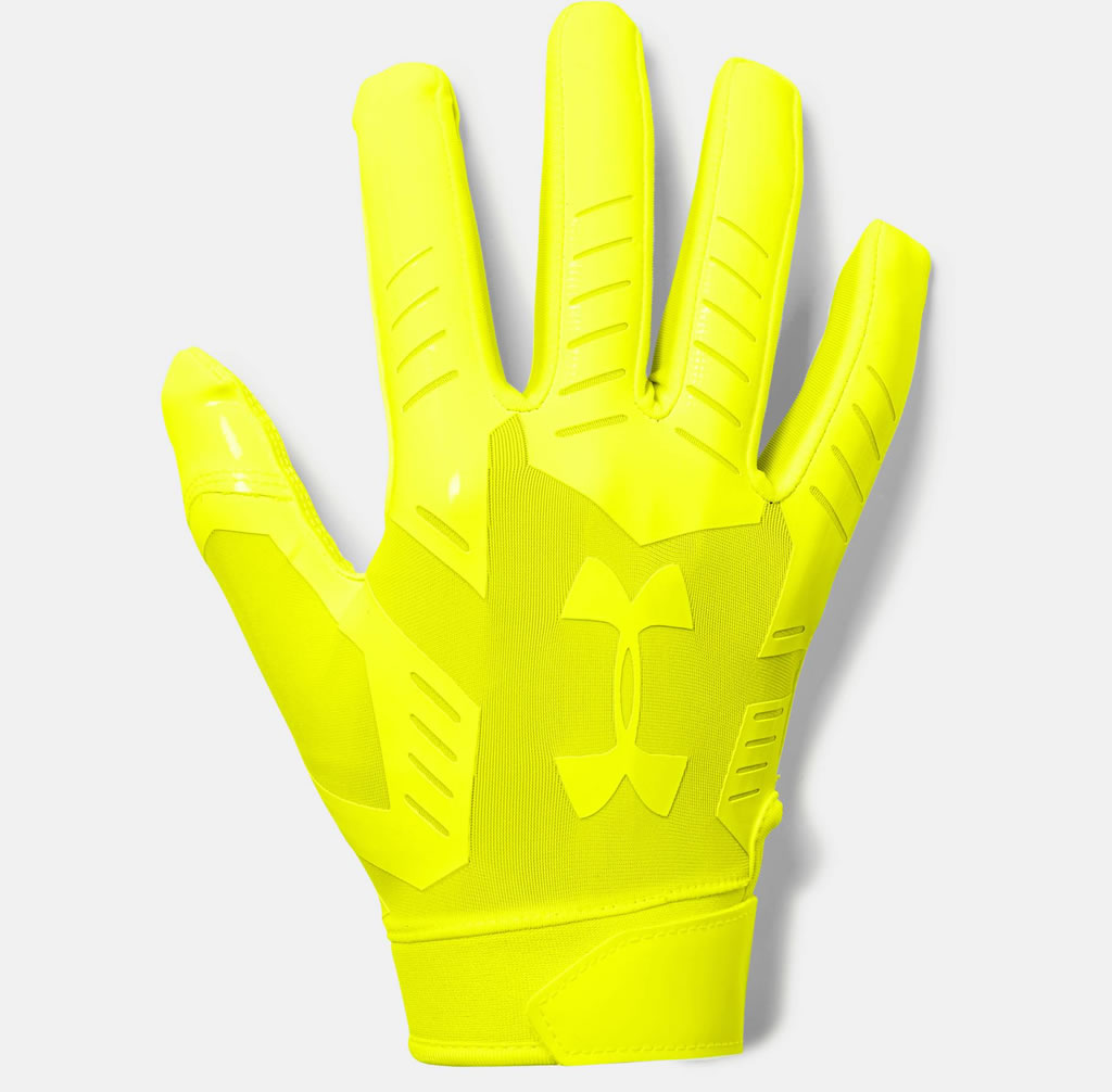 Mens football gloves for receivers