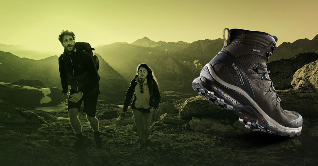 Salomon Quest 4D 3 GTX Perfect Trekking Boots