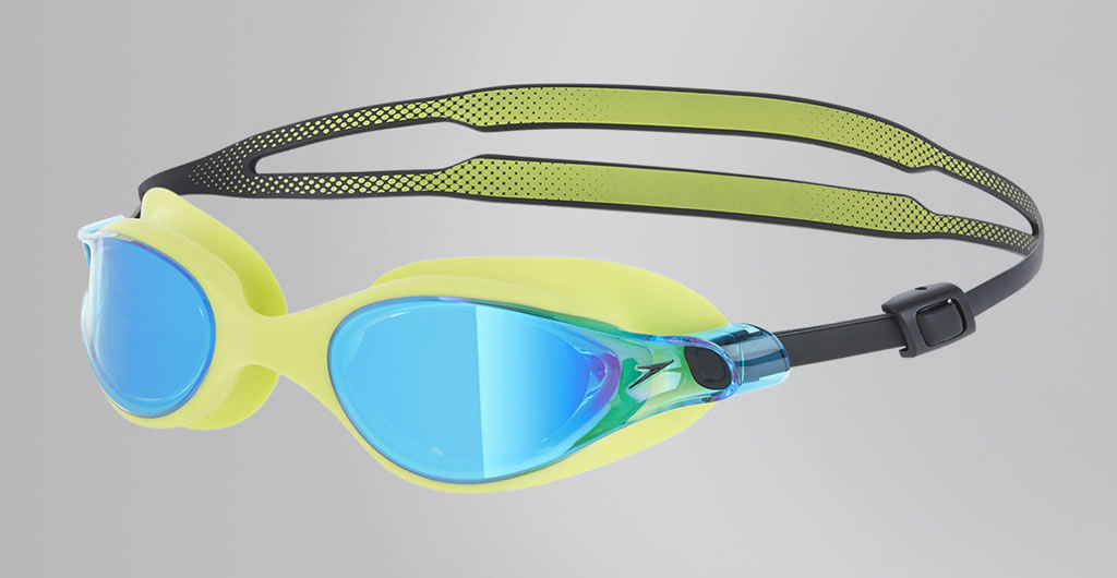 Swimming Goggles V-Class Vue Mirror by Speedo