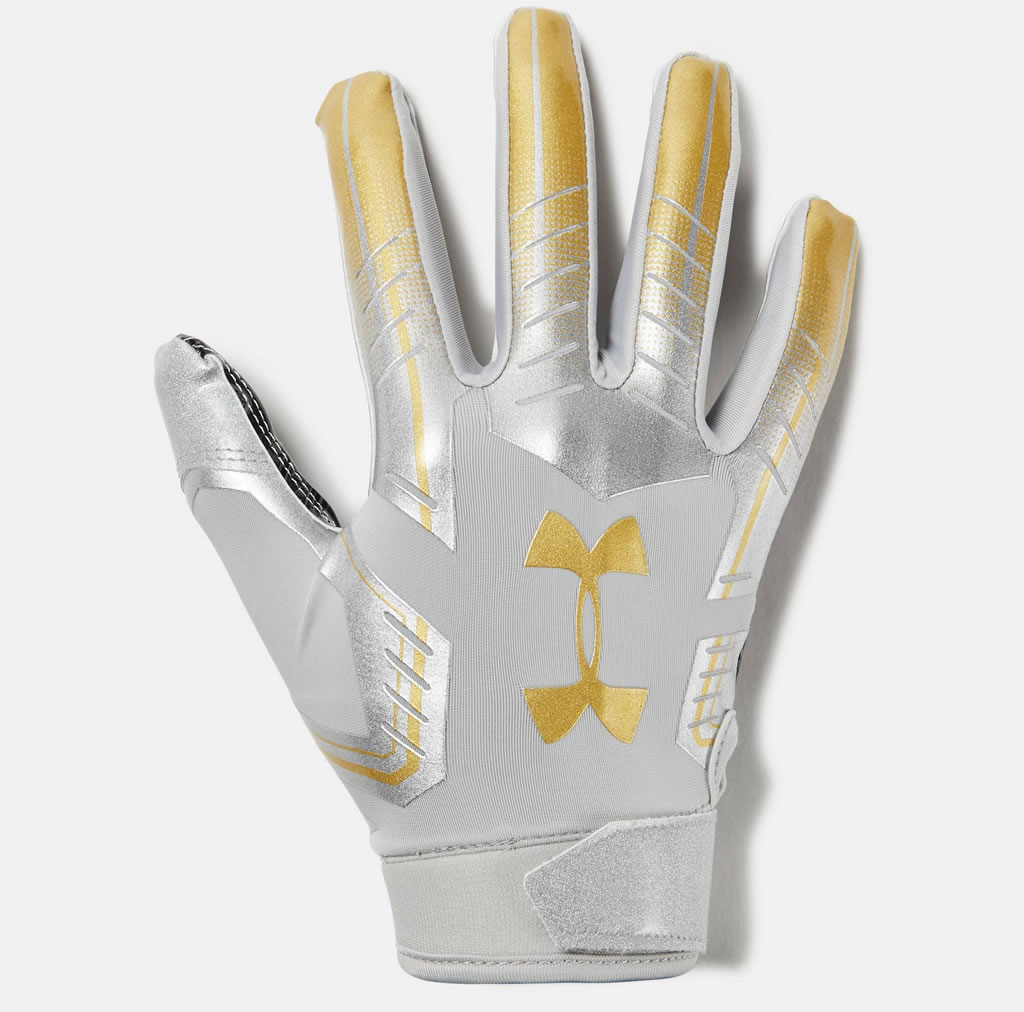 Under Armour Football Receiver Gloves