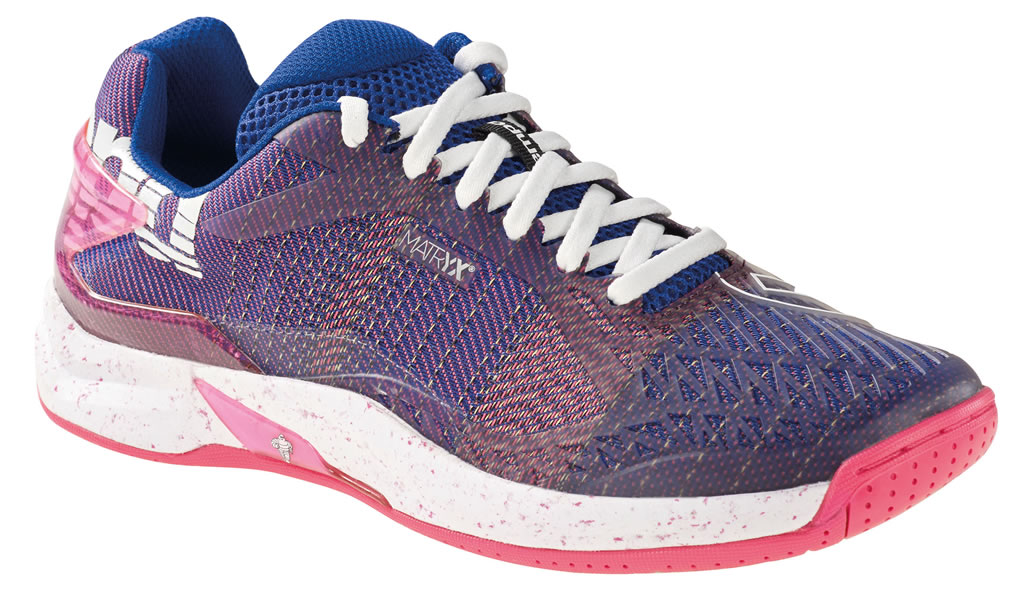 Womens Attack One Contender Handball Shoes