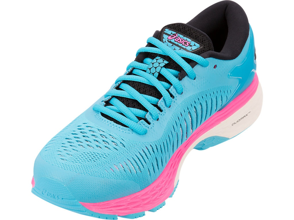 Womens Blue Gel-Kayano 25 by Asics