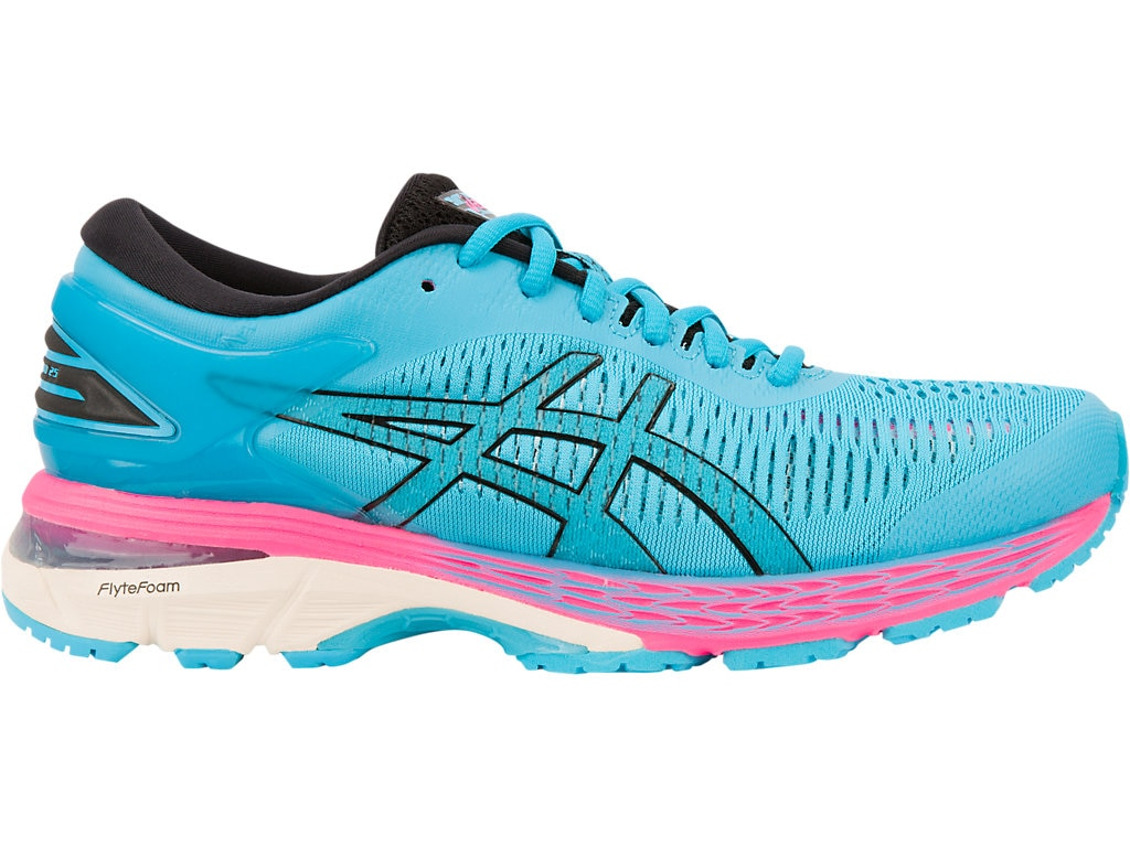 Womens Gel-Kayano 25 by Asics, Side