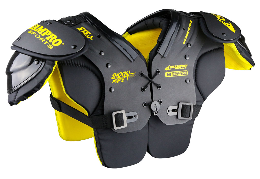 Champro Shock Wave Pro Shoulder Pads