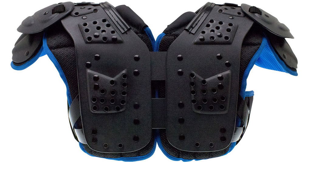 Schutt Youth Football Shoulder Pads