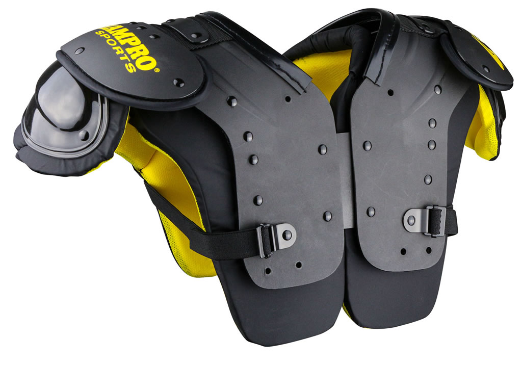 Shock Wave Pro Shoulder Pads by Champro