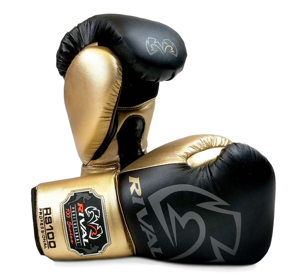 Black Rival RS100 Professional Sparring Gloves