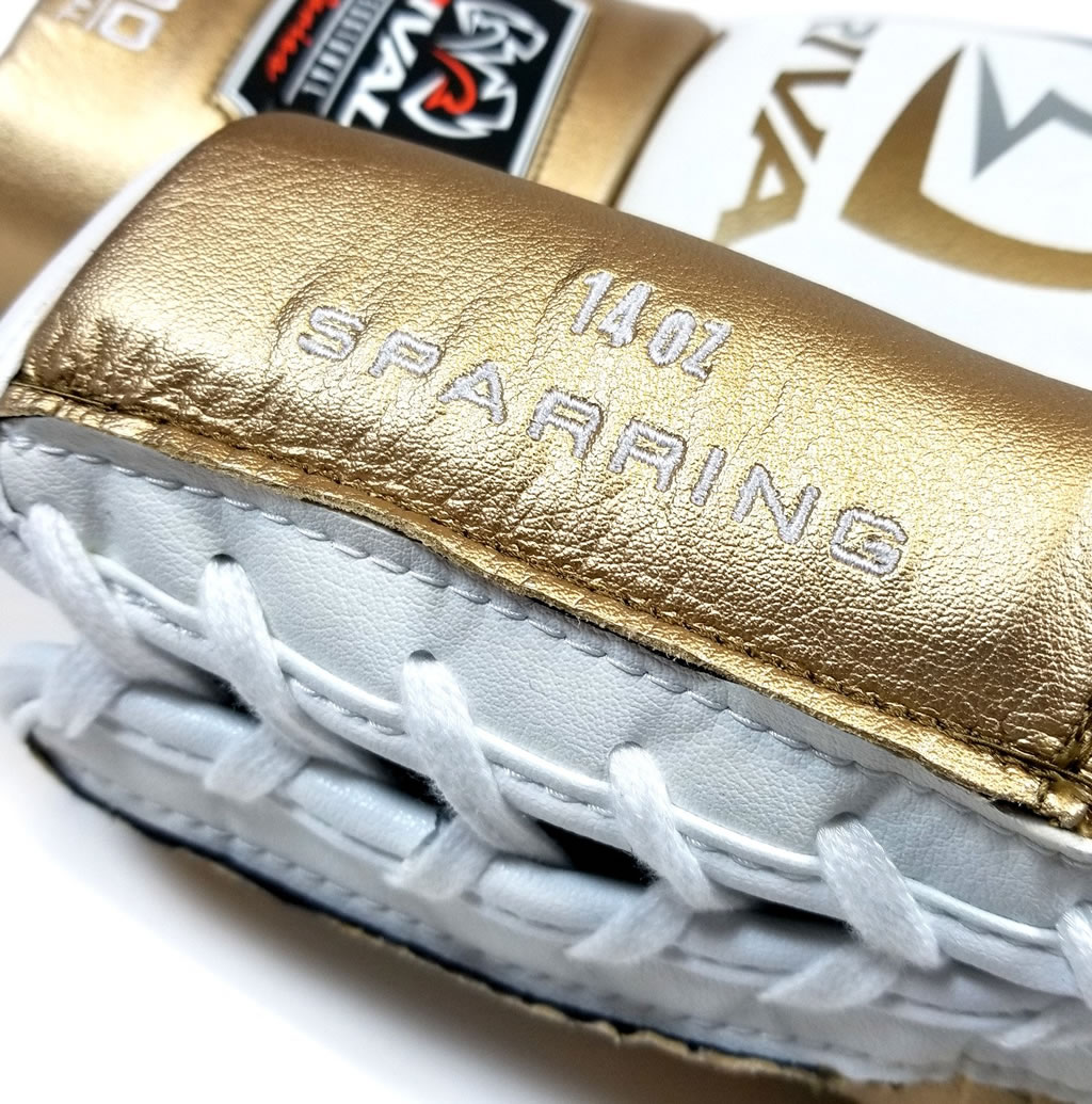 Gold Rival RS100 Sparring Gloves