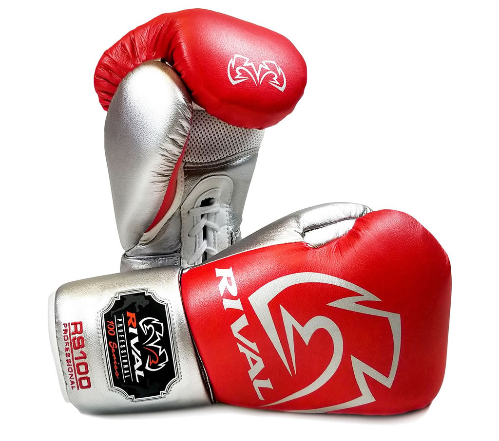 Red Rival RS100 Professional Sparring Gloves