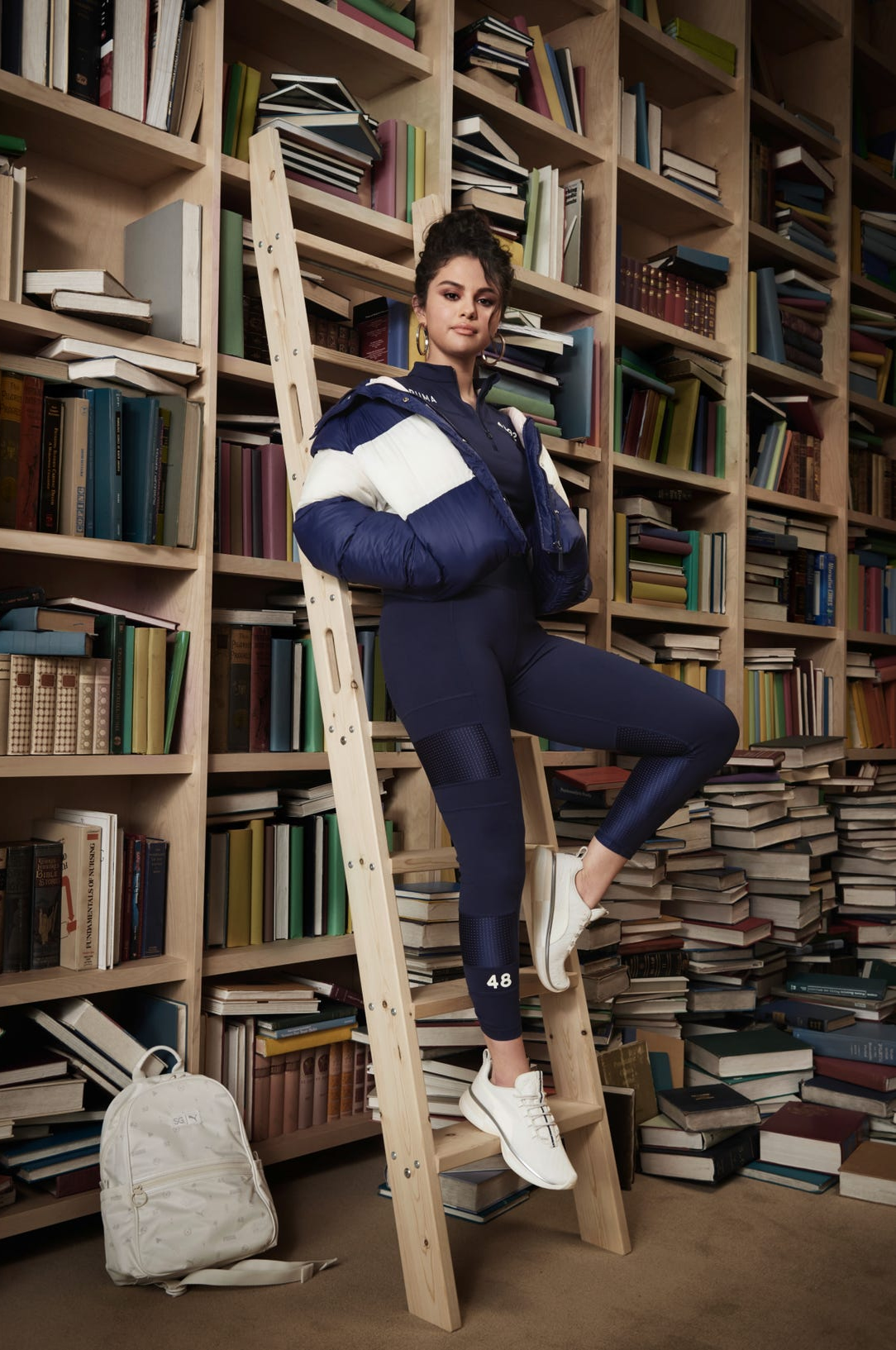 Puma and Selena Gomez Gym Collection
